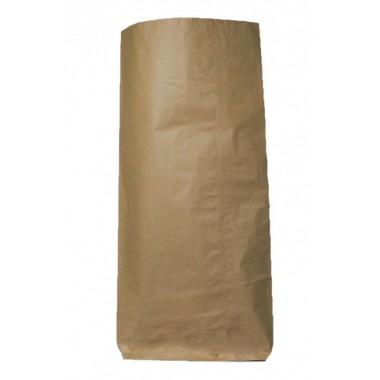 Крафт мешок трехслойный, 51,5х9х100 см